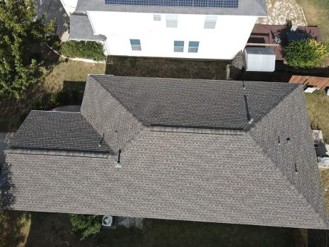 Roofing Repair Project Gallery