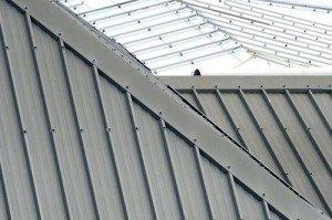 Screw Down Metal Roof