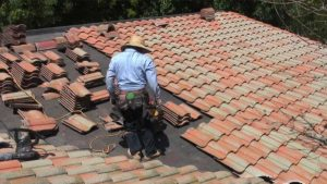San Antonio tile roofing