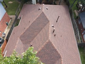 Beautiful Hickory Color Roof Installation In Bulverde