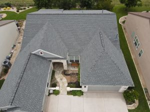 New Roof Installation In New Braunfels