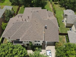 Completed Roof Installation In Bulverde