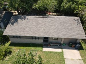 Converse Roofing Project