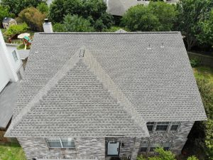 New Braunfels roofing project